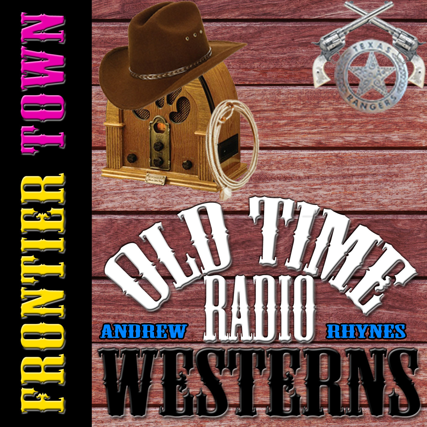 Frontier Town - OTRWesterns.com