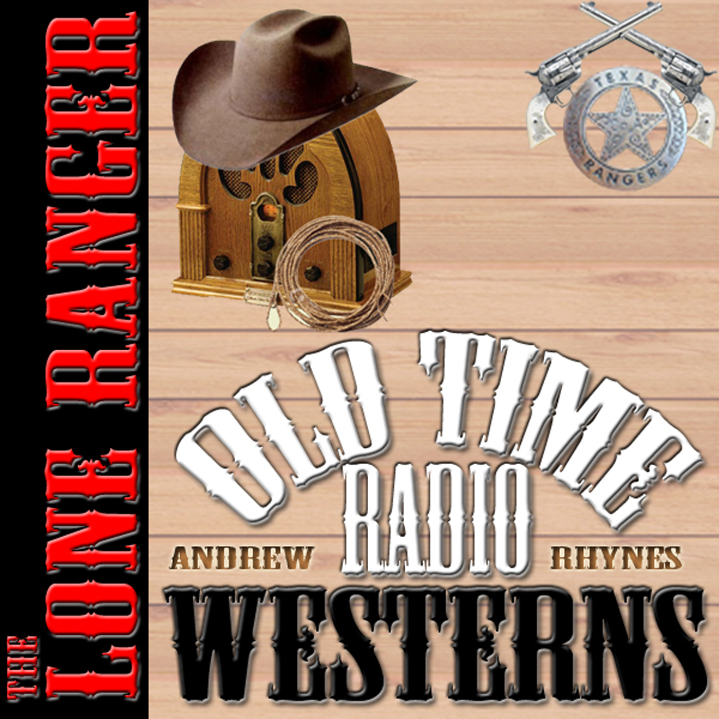 The Lone Ranger - OTRWesterns.com
