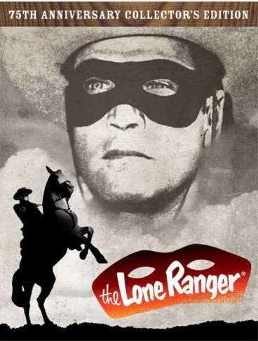 Enter the Lone Ranger