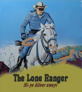 lone ranger large